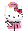 HELLO KITTY GRADUATION FOIL