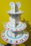 TIERS CUPCAKES SWEET PARTY (3 SUSUN)